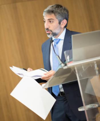 Michele Uda, director of the Italian Generic and Biosimilar Italian Industry Body