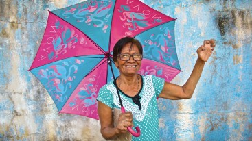 Leprosy, LEARNS and laughter